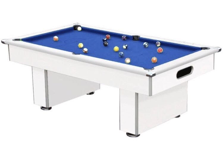 Gatley 6ft Slimline Pool Table Available Now