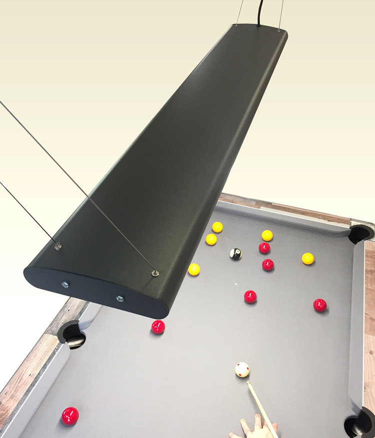 Supreme Winner Pool Table Black With Free UK Delivery