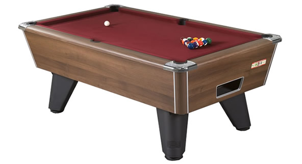 Supreme Winner 6ft Pool Table In Stock and Available Now