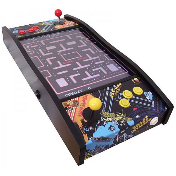 Challenger - Table Top Arcade with Free UK Delivery | IQ