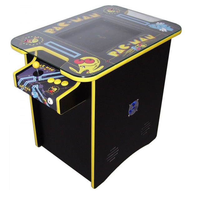 Retro 60 Arcade Machine Pac Man With Free Uk Delivery Iq