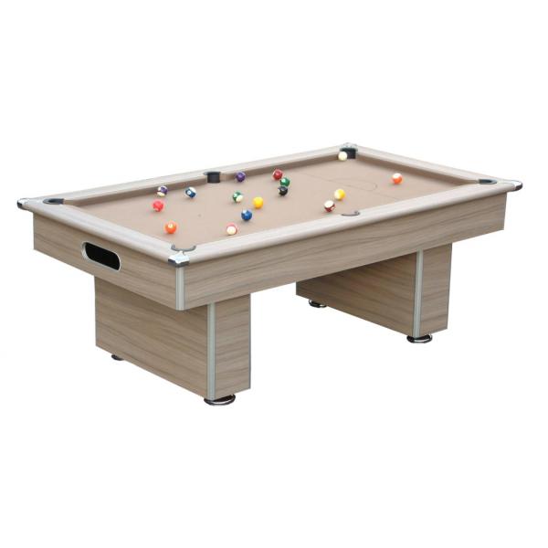 Gatley Classic  Slimline Pool Table Driftwood