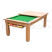 Gatley Traditional  Pool Dining Table Oak