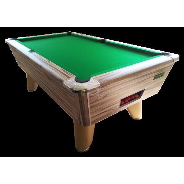 Supreme Winner Pool Table Artwood