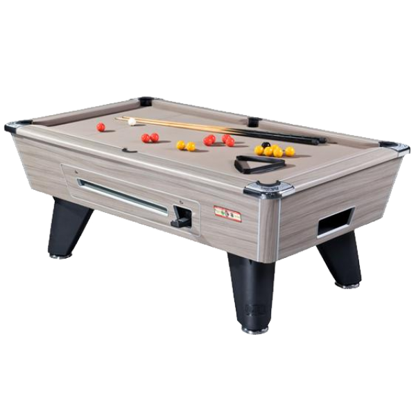 Supreme Winner Pool Table Driftwood