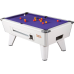 Supreme Winner Pool Table White