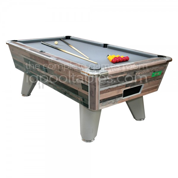 Supreme Winner Pool Table Vintage Festival