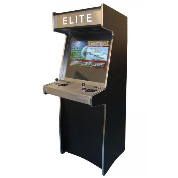Elite Upright Arcade Machine