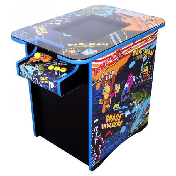 Retro 60 Arcade Machine - Bold