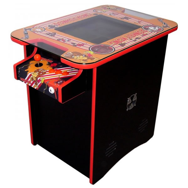 Retro 60 Arcade Machine - Donkey Kong