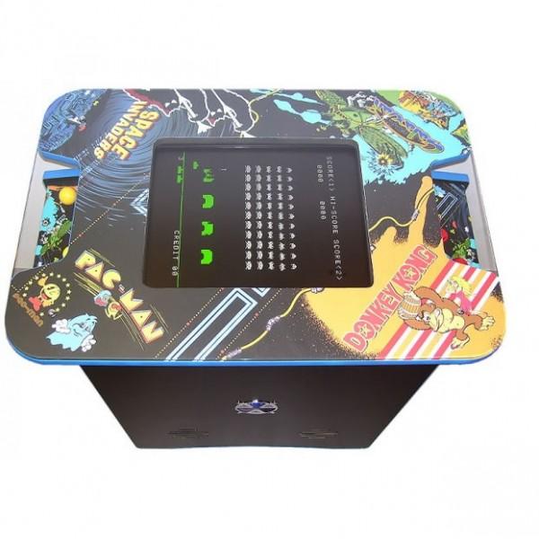 multigame arcade machine