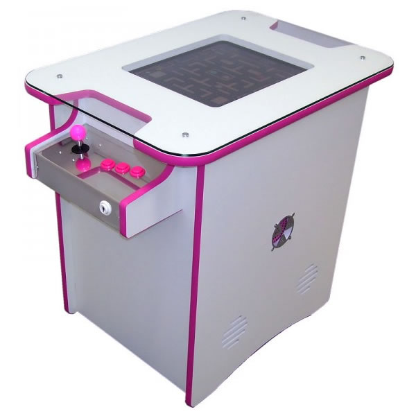 Retro 60 Arcade Machine - Pink