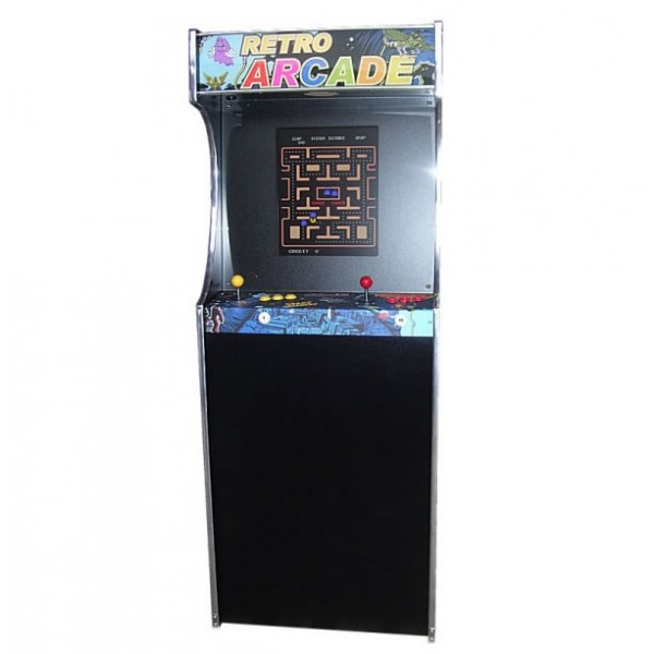 Zodiac Arcade 60 - Classic Upright Machine