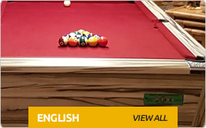 English Pool Tables
