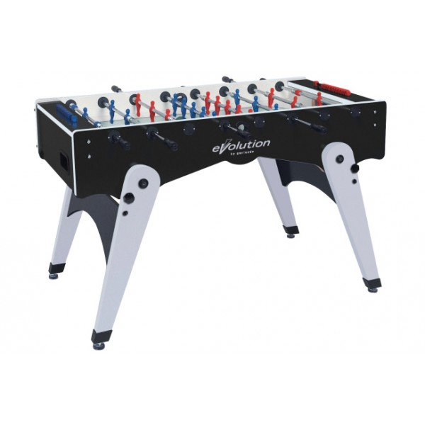 Garlando Foldy Evolution Football Table with Telescopic Rods
