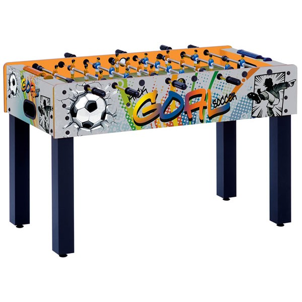 Garlando F1 Goal Football Table with Telescopic Rods