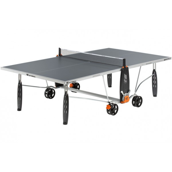 Cornilleau Sport 150S Crossover Outdoor Table Tennis Table in Grey