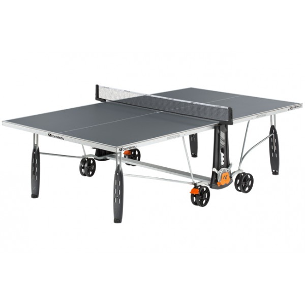 Cornilleau Sport 250S Crossover Outdoor Table Tennis Table in Grey