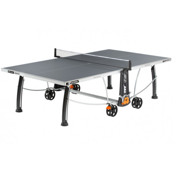 Cornilleau Sport 300S Crossover Outdoor Table Tennis Table in Grey