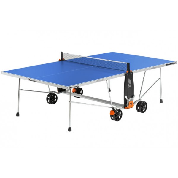 Cornilleau Challenger Special Edition Table Tennis Table in Blue