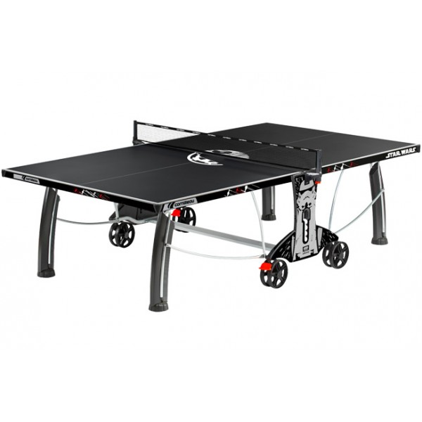 Cornilleau Star Wars Limited Edition Outdoor Table Tennis Table in Grey