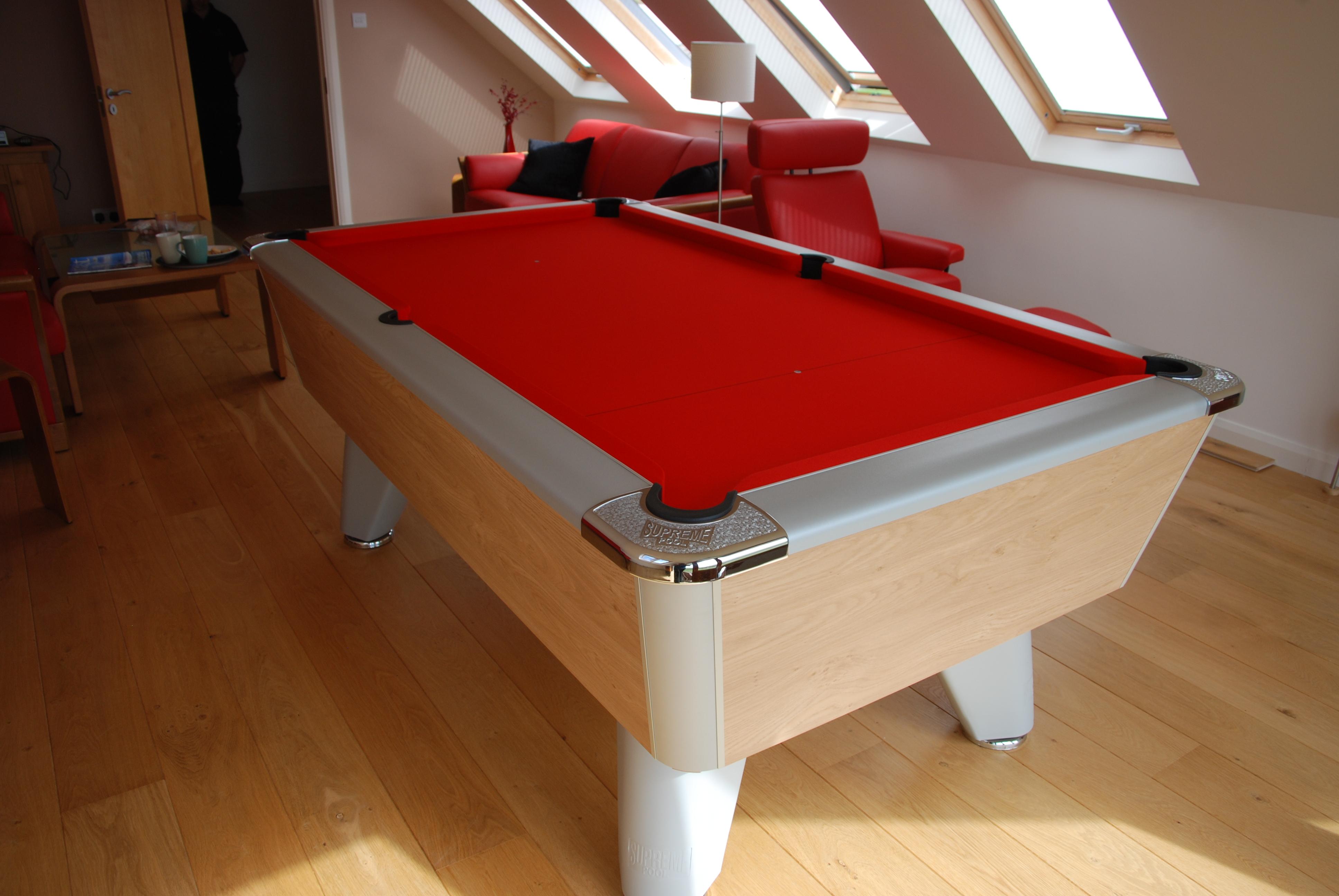 Custom design pool table cloths  2