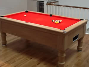 IQ kit pool table example 4