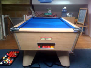 IQ kit pool table example 2