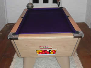 IQ kit pool table example 1