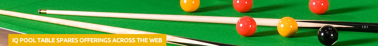 IQ Pool Table Spares Across the Web