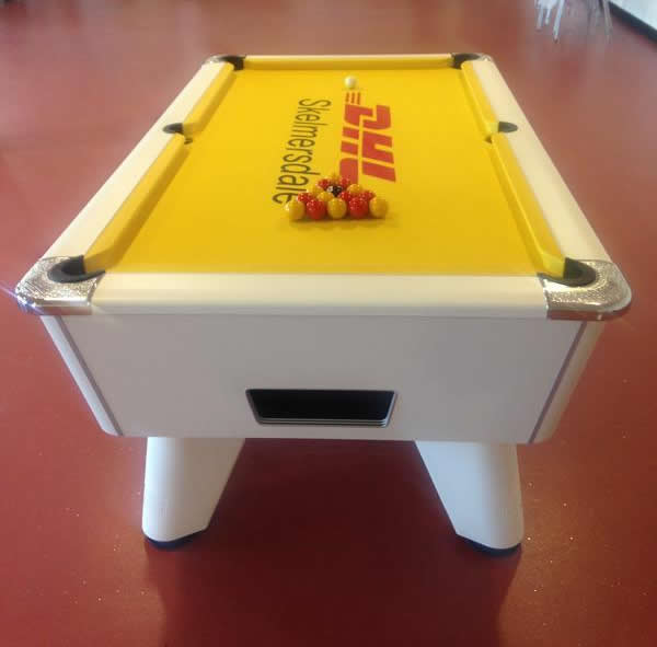 Pool Table Cloth Replacement Kit: DHL Branded Pool Table Cloth