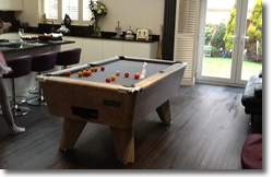 6ft Freeplay Winner in Italian Grey Laminate
