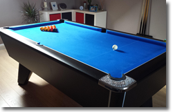 Black Winner Pool Table Review