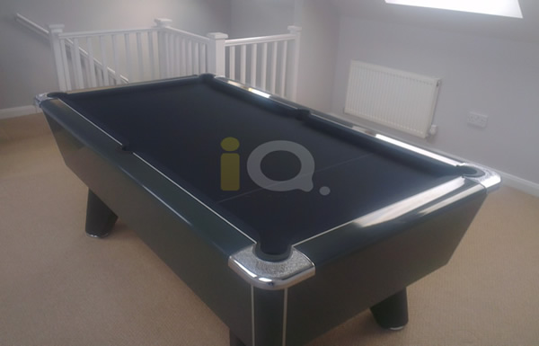 Supreme Winner Kit Pool Table for Loft Conversion