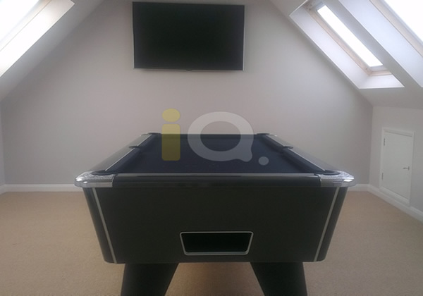 Kit Pool Table For Loft Conversion