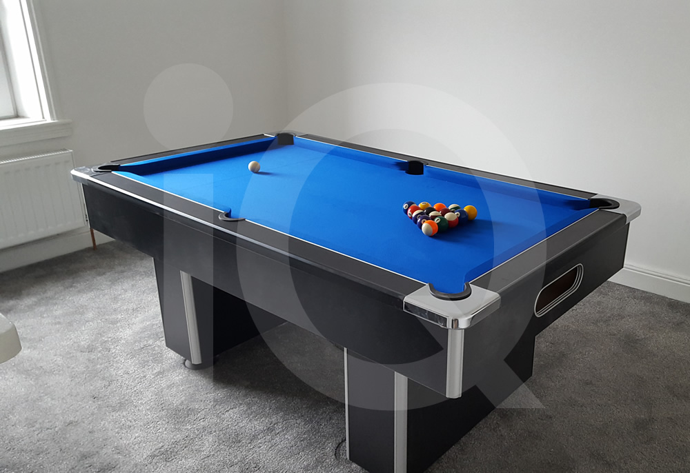 6ft Gatley Slimline Dry Build Pool Table