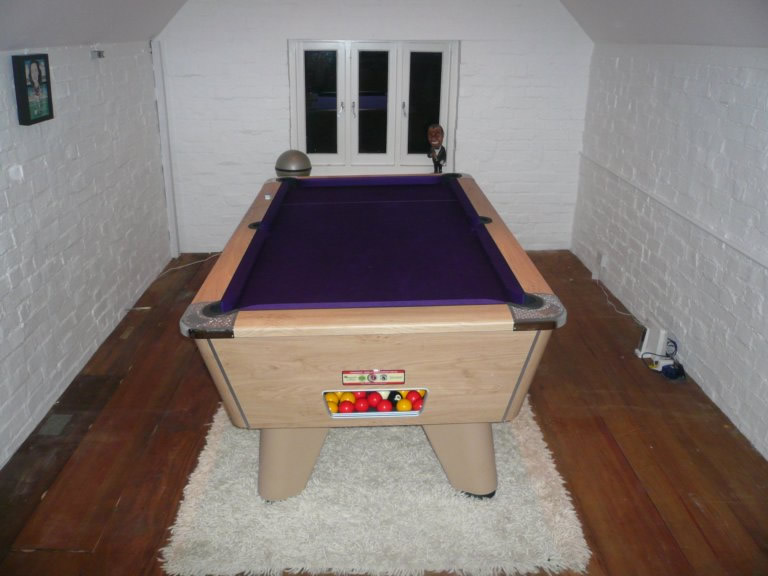 6ft Supreme Winner Kit Table