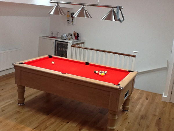 Supreme Prince 7ft Kit Pool Table