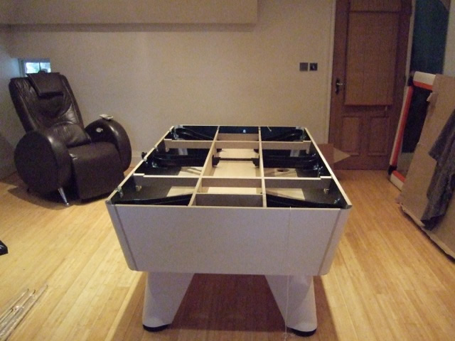 Supreme Winner Kit Form Pool Table Installation ...