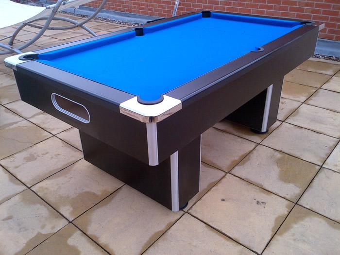 ... Gatley Slimline Pool Table Installation ...