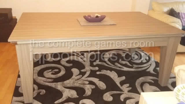 Gatley Driftwood Pool Dining Table