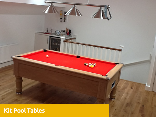 Kit Pool Tables