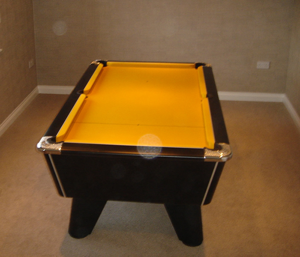 How To Install Pool Table Felt Elcho Table - How to install pool table felt