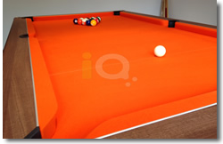 Walnut Prnce 7ft Pool Table Installation