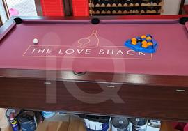 Love Shack Custom Design Cloth